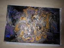 Malerei, Wandbild, Geschenk, Abstrakt