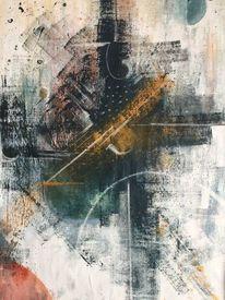 Malerei, Farben, Acrylmalerei