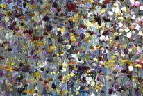 Bunt, Ostern, Dekoration, Blumen