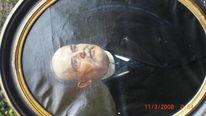 Portrait, Alter herr, Pinnwand,