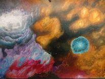 Urknall, Meteor, Sonne, Supernova