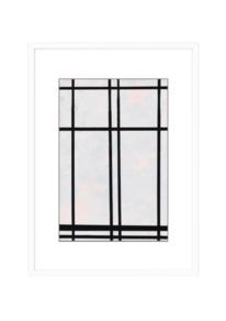 Mondrian, Design, Acrylmalerei, Modern