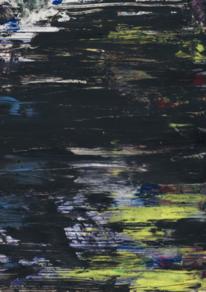 Farben, Malerei abstrakt, Rot, Ölmalerei