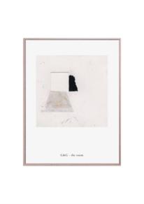Abstrakt, Ölmalerei, Weiß, Modern