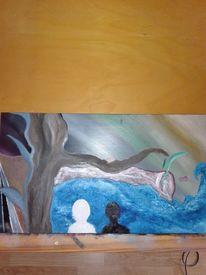 Ohne namen, Malerei