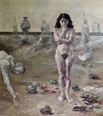 Malerei, Gesetz, Atelier, Menschen