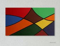 Kraad, Kunsthandwerk, Abstrakt