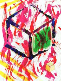 Bewegung, Bunt, Fortbewegung, Farben