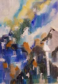 Atmosphäre, Emotion, Landschaft, Malerei