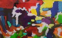 Stille, Landschaft, Emotion, Malerei