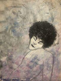 Traum, Spinne, Lullaby, Malerei