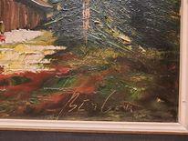 Tanne, Landschaft, Berge, Holzhütte