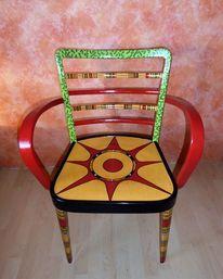Sessel, Sonne, Blickfang, Stuhl
