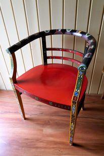 Symbol, Holz, Sessel, Herrscher