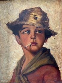 Pinnwand, Portrait