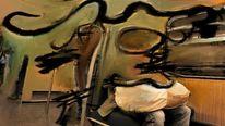 Expressionismus, Abstrakt, Bewegung, Digitale kunst
