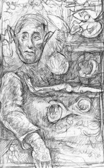Surreal, Abstrakt, Portrait, Menschen