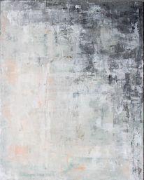 Modern art, Abstrakt, Acrylmalerei, Rettungsschutzdecke