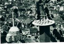 Kosovo, Schach, Politik, Figur