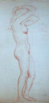Malerei, Akt