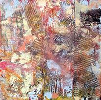 Malerei, Nehmen, Abschied