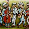 Jazz, Gitarre, Musiker, Musik