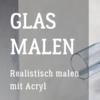 Pinnwand, Glas, Malen
