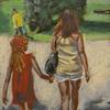 Pastellmalerei, Realismus, Malerei