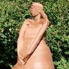 Skulptur, Kunstwerk, Gartenplastik, Dekoration