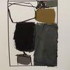 Abstrakt, Landschaft, Grau, Malerei