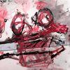 Ölmalerei, Digital bearbeitet, Mischtechnik, 2015