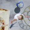 Michelangelo, Fotorealismus, Uhr, Gott
