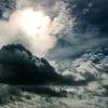 Weite, Wolken, Wärme, Höhe