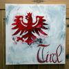 Adler, Wappen, Tirol, Malerei