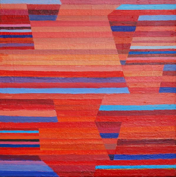 Abstrakt, Linienbilder, Aktuell60, Acrylmalerei, Malerei