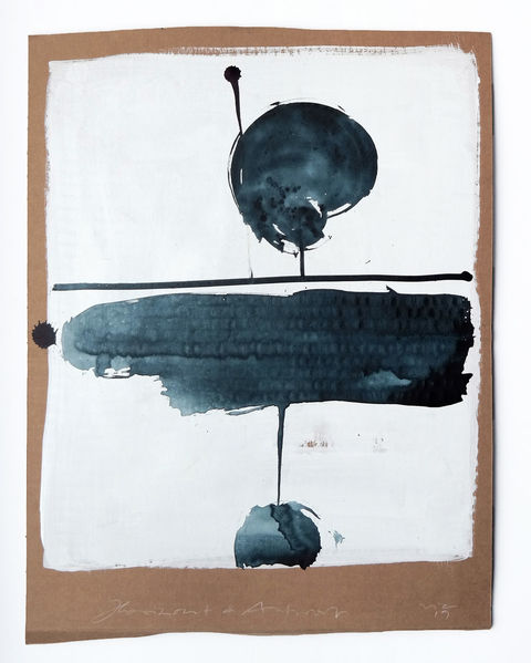 Antwort, Dialog, Reaktion, Malerei, Horizont