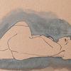 Liegend, Licht, Schlaf, Zeichnungen