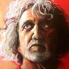 Mann, Gesicht, Emotion, Realismus