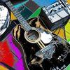 Fotografie, Gitarre