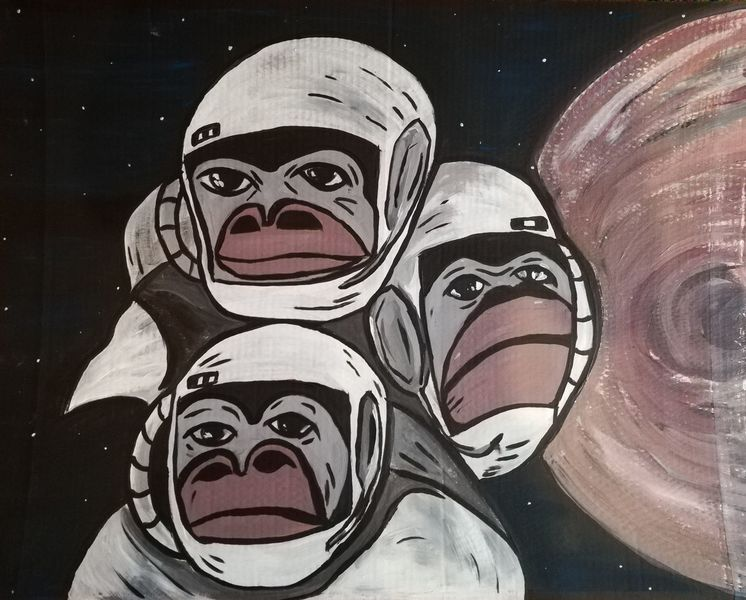 Stern, Universum, Zukunft, Entdecken, Raumfahrt, Astraunauts