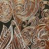 Fantasie, Acrylmalerei, Gold, Malerei