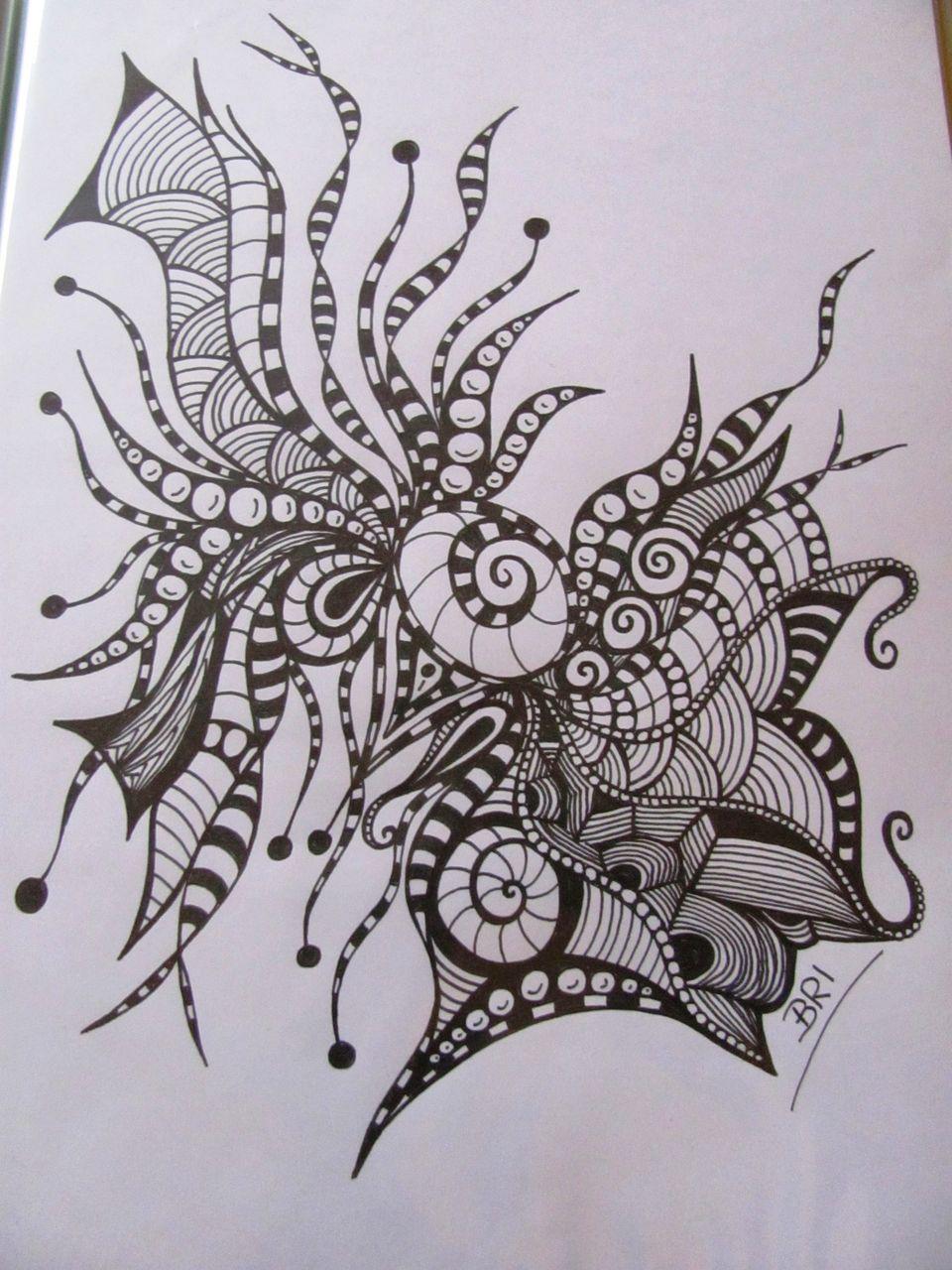 Doodle Designs for Pinterest