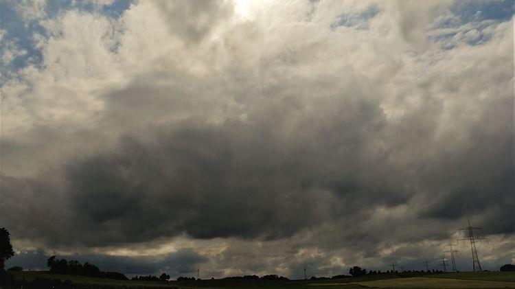 Himmel, Nachmittag, Wolken, Geheimnis, Erde, Sonne