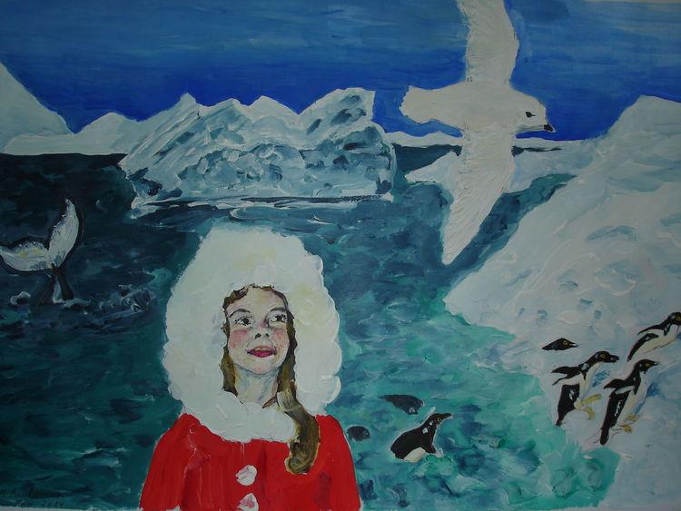 Kind, Sturmvogel, Natur, Pinguin, Tiere, Wal