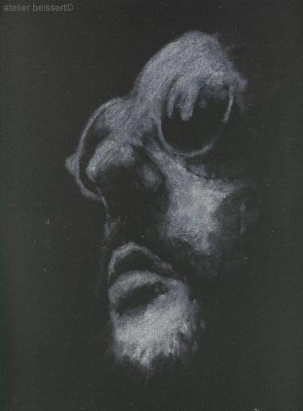 Jean reno, Frankreich, Profi, Portrait, Kino, Zeichnung