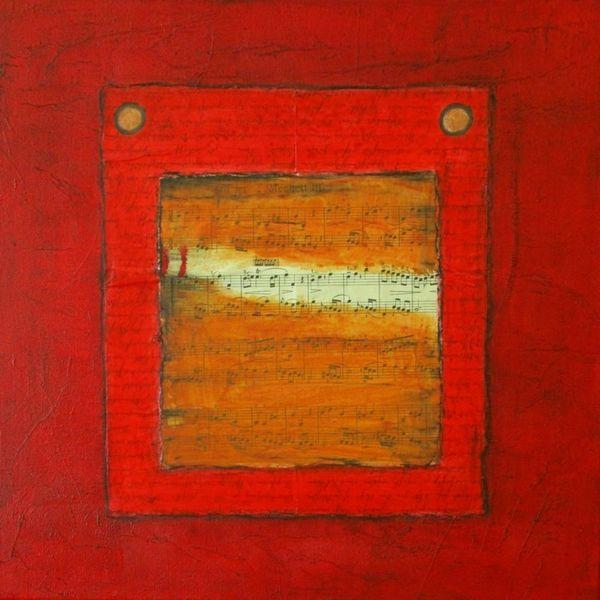 Weiß, Abstrakt, Schrift, Rot, Noten, Siena
