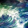 Weiß, Meer, Wasser, Die welle