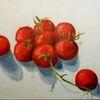 Gemüse, Früchte, Tomate, Rot