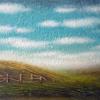Stimmung, Erde, Acrylmalerei, Himmel