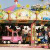 Oktoberfest 2015, Karussell, Kinderkarussell, Kinderzimmer
